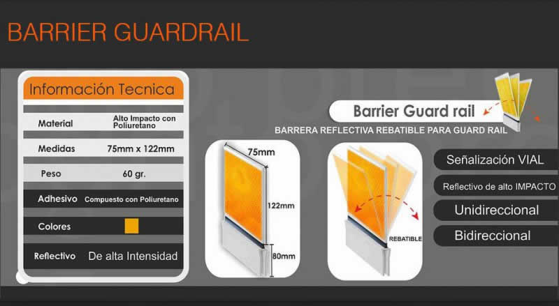 Barrier Guardrail